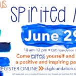 SpeakUp 5K / Cameron K. Gallagher Foundation to Host Spirited Art on June 29th