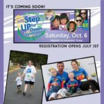 12th Annual Step UP for Down Syndrome 5K & Family Festival Registration Opens July 1
