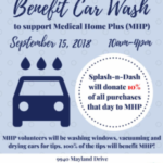 MHP Benefit Car Wash Rescheduled for September 15th