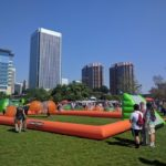 Game Truck for Your Next Party & Corporate Event Water Tag, Laser Tag, Bubble Soccer & Video Games
