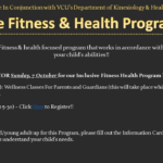 Jacob's Chance Inclusive Fitness & Health Program 2018