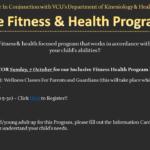 Jacob's Chance Inclusive Fitness & Health Program 2018