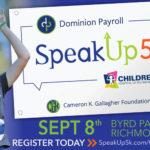 SpeakUp5k Richmond