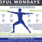 CKG Foundation MINDFUL MONDAYS for High School and Middle School