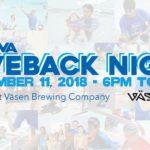 SwimRVA Giveback Night on December 11th