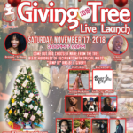 JPJF Live Launch is Saturday, November 17th! Come choose a name from our Giving Tree!