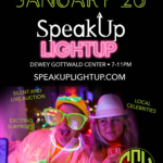 Cameron K. Gallagher Foundation SpeakUp LightUp 2019