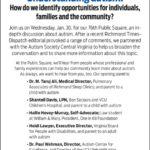 "Richmond Times-Dispatch is hosting a public forum on ""Understanding Autism"""