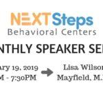 19 Monthly Speaker Series : Lisa Wilson Mayfield, M.Ed.· Hosted by Next Steps Behavioral Centers