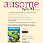 """Ausome Movies"" Monthly Movie Series"