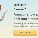 Amazon Prime At Reduced Rate For Families With Medicaid