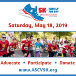 It's Not Too Late To Join Autism Society Of Central Virginia's 5k (ASCV), Check out Team Marky G