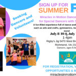 Miracles In Motion Summer Dance Camps