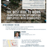 The Best Ride to Work: Transportation Options for Employees with Disabilities