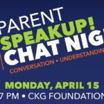 Cameron K. Gallagher Foundation Hosts: Parent Chat Night on April 15th