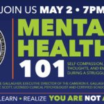 SpeakUp 5K / Cameron K. Gallagher Foundation Hosts Mental Health 101