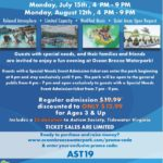 Special Needs Family Fun Night\by Tidewater Autism Society of America