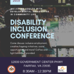 Conference: Including Adults with Developmental Disabilities in Community Life