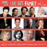 SPARC's LIVE ART : Family on SUNDAY!