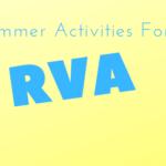 12 Summer Activities in RVA