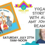 Yoga & Storytime with Author Amy Johnson Reamer