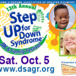 DSAGR's 13th Annual Step UP for Down Syndrome 5K & Family Festival