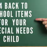14 Back To School Items For Your Special Needs Child