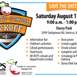 HCPS Back-to-School Kickoff