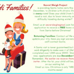 Secret Sleigh Project Can Bring Santa To You!