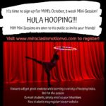 Miracles in Motion's Hula Hooping Mini-Session
