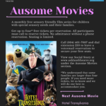 Ausome Movies at Ashland Theatre: October 19th Feature is Hotel Transylvania