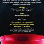 Max's Positive Vibe Cafe's Souper Bowl VI on November 2nd