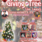 "RVA's MOST TALENTED ARTISTS ""JumP In"" for the Special Needs Community at the JPJF Giving Tree Live Launch"