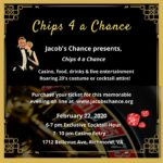 Only A Week Away!  Jacob's Chance Chips 4 a Chance