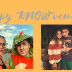 "Happy ""KNOW""vember"