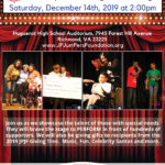 YOU'RE INVITED: JPJF Special Needs Talent & Awards Show is Saturday, December 14th and FREE!