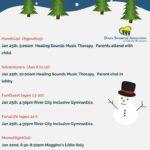 DSAGR Winter Events