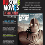 January Ausome Movie: The Iron Giant
