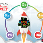"""The I'm Determined Youth & Parent Summit Visual Schedule – Free To """" Attend"""""""