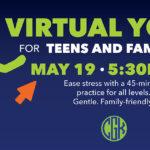 Free CKG Virtual Yoga this Tuesday!