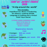 Jacob's Chance Inclusive Virtual  Summer Camp