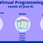 DSGAR Virtual Events Week of June 8, 2020