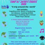 Jacob's Chance Virtual Summer Camp July 6-31