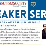 ASCV Speaker Series: Life, Animated – A Q&A with the Suskind Family