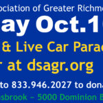 DSAGR's Step UP for Down Syndrome Virtual 3.21K & Live Car Parade Festival News