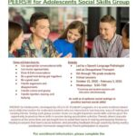 Treehouse Pediatric Therapy Offering Social Skills Group