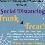 Social Distancing Trunk a Treat