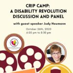 Crip Camp: A Disability Awareness Panel & Discussion