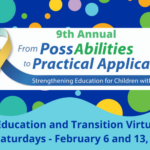 DSGAR 9th Annual Disability Education & Transition Conference Registration