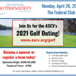 Join us for the ASCV's 2021 Golf Outing at The Federal Club on Monday, April 26!  HOME SPONSOR REGISTER YOUR TEAM